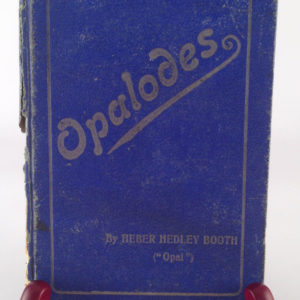 Opalodes - The Nook Yamba Secondhand Books