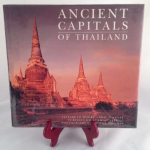 Ancient Capitals - The Nook Yamba Second Hand Books