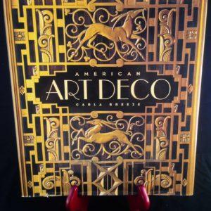 American Art Deco - The Nook Yamba Second Hand Books