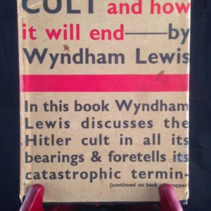 The Hitler Cult - The Nook Yamba Second Hand Books