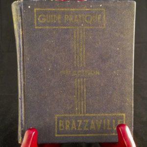 Guide Pratique Brazzaville - The Nook Yamba Second Hand Books