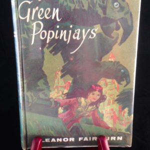 The Green Popinjays - SIGNED - The Nook Yamba Second Hand Books
