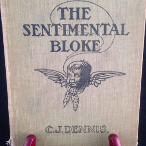 The Sentimental Bloke - The Nook Yamba Second Hand Books