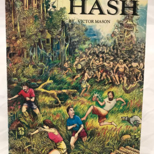 Bali Hash by Victor Mason - First Edition - The Nook Yamba Second Hand Books