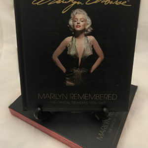 Marilyn Remembered - The Official Treasures - The Nook Yamba Second Hand Books