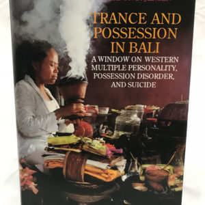 Trance and Possession in Bali by Suryani & Jensen 1993 - The Nook Yamba Second Hand Books