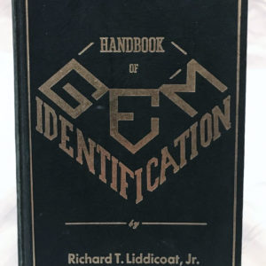 Handbook of Gem Identification by Richard T. Liddicoat JR 1972 - The Nook Yamba Second Hand Books