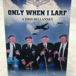 Only When I Larf - A Miss Sellanney by Cyril Cook - The Nook Yamba Second Hand Books
