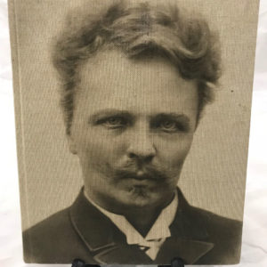 The Worlds of August Strindberg by Meidal and Wanselius - The Nook Yamba Second Hand Books