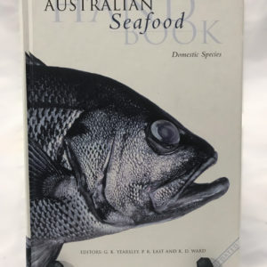 Australian Seafood Hand Book - domestic species 2001 - The Nook Yamba Second Hand Books