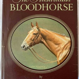 The Australian Blood Horse - The Nook Yamba Second Hand Books